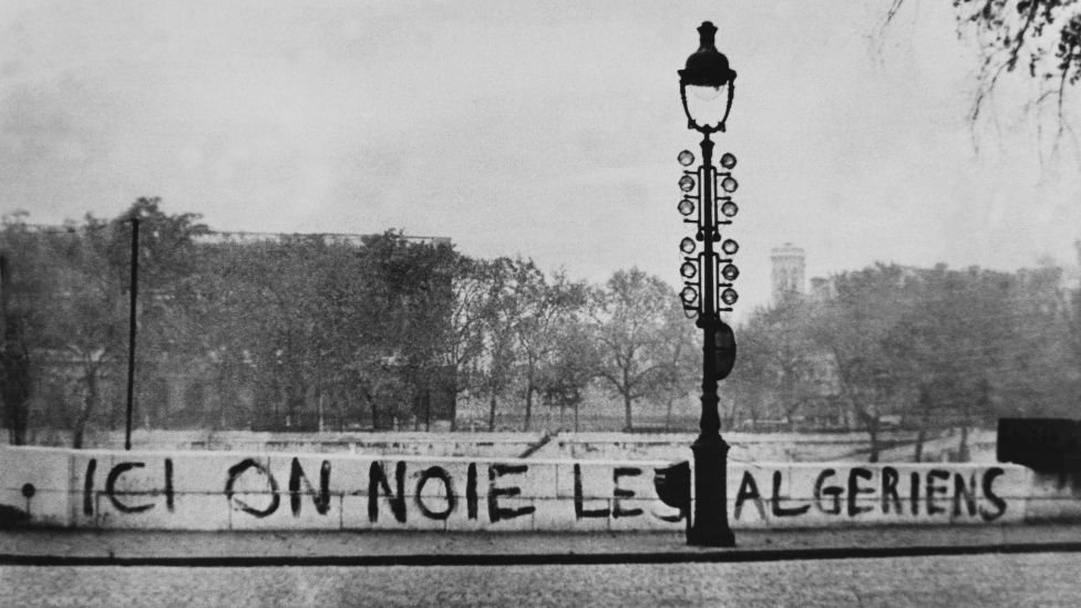 How a massacre of Algerians in Paris was covered up